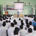"""Training Motivasi """"Setiap Orang Adalah Juara"""" SMK PGRI 20 Jakarta Bersama Namin AB Ibnu Solihin"""