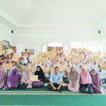 Training Motivasi Ujian Nasional Bagi Siswa SMK IT Al Junaediyah Bersama Namin AB Ibnu Solihin