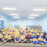 Training Motivasi Ujian Nasional SD Perguruan Cikini Bersama Namin AB Ibnu Solihin