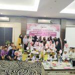Seminar Parenting Yayasan Salmia Care Berau Bersama Namin AB Ibnu Solihin