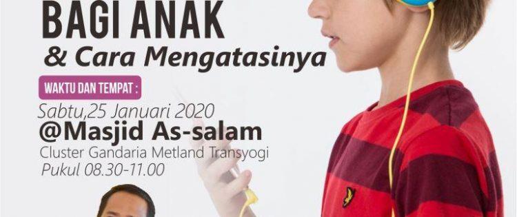 Contoh Poster Seminar Parenting 2020