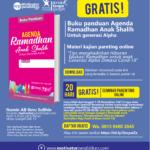 Download Gratis Buku Panduan Ramadhan Anak Shalih Untuk Generasi Alpha di Masa Covid-19 Tahun 2020
