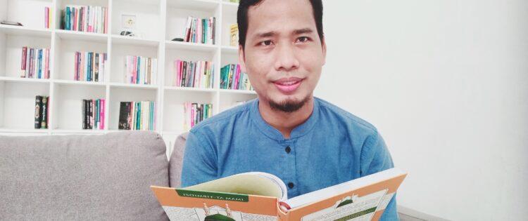 Foto Profil Namin AB Ibnu Solihin Untuk Design Poster Seminar Tahun 2021