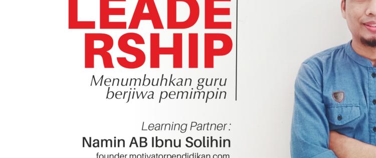 Download Materi Training Teacher Leadership