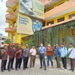 Training Guru Kreatif SIT Fathona Palembang bersama Namin AB Ibnu Solihin